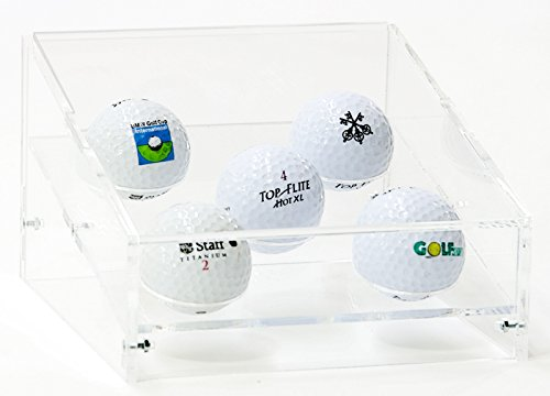 SORA vitrine de table 5 golf-ball