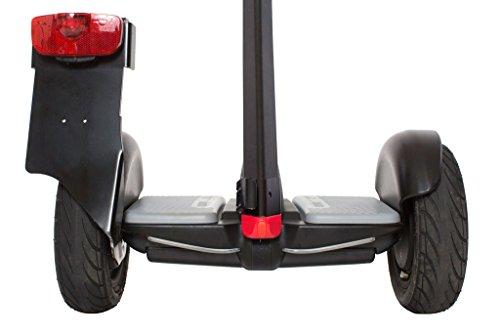 Ninebot Mini Street (320) Straßenzulassung Selbstbalancierendes Elektrofahrzeug, Schwarz, One Size - 8