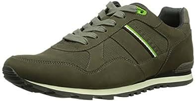 Boss Green Runcool Lux 10176414 01, Baskets mode homme - Beige (Beige 251), 46 EU