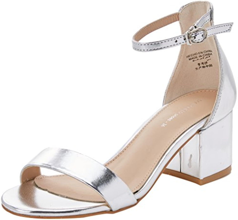 8b09d3093a247 Springfield Women rsquo s 9883193 Open Toe Sandals Sandals Sandals  B078HJKM6H Parent 20de3a