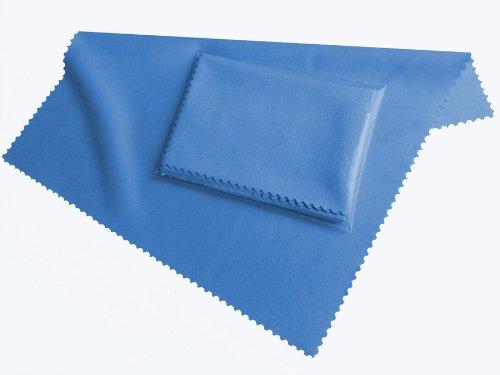 HighTech Microfibra paño limpieza azul