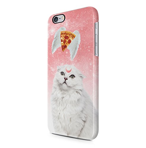 snow-white-moon-cat-thinks-about-pizza-apple-iphone-6-iphone-6s-snapon-hard-plastic-phone-protective