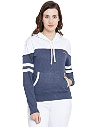 99530ef1bb127b The Dry State Women s Cotton Pullover Hoodies G286- P