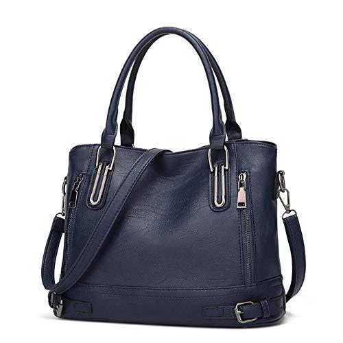 2b2e5ad27b9cf Lianaizog Damenhandtasche Pu Lederbeutel Handtasche Hochwertige Weibliche  Handtasche Umhängetasche.