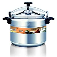 Pressure Cooker by Alsaif, Aluminum, 12 L, K99012