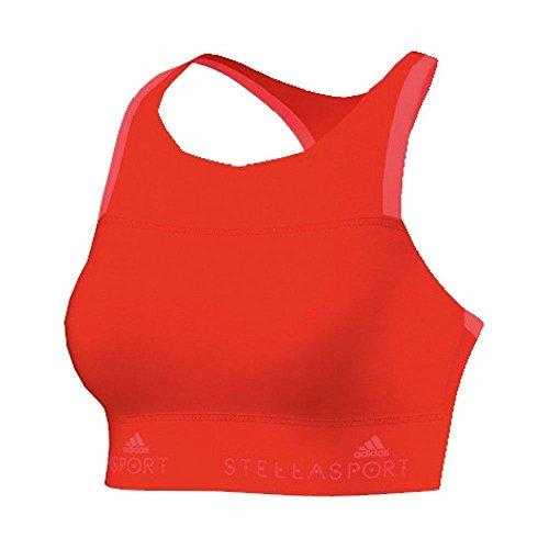 adidas Damen Unterwäsche Stellasport Bra, Orange, XS, 929407 (Tennis-bh Adidas)