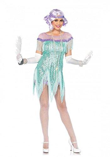 shoperama Foxtrot Flirt 20er Jahre Charleston Kostüm von -
