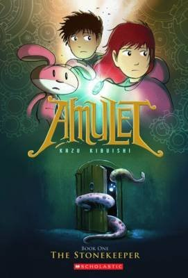 [Amulet: Stonekeeper Bk. 1] (By: Kazu Kibuishi) [published: January, 2008]