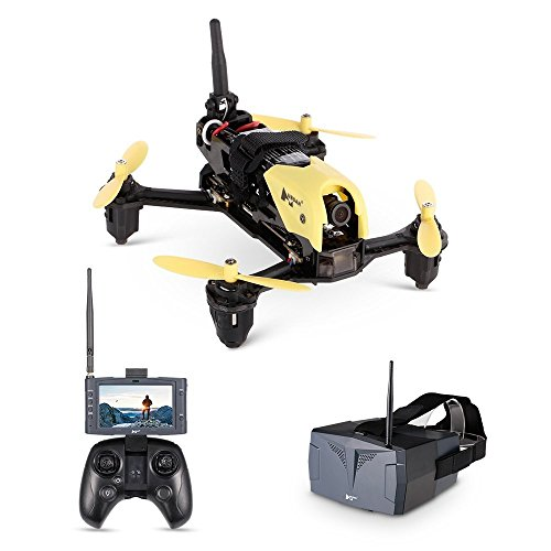 Hubsan X4 H122D Storm Quadcopter Drone with 1M Camera Micro FPV Racing Drone 3D Flip RC Quadcopter with HV002 Goggle