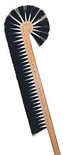 Schrankbesen Buchenholz zweiteilig 147 cm