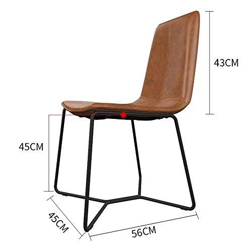 Sgabello da ufficio pieghevole esterno comodo all' sedia in poliuretano sgabello alto sedia a sdraio per la prima colazione a buffet per la famiglia e per il business chair and stool ( colore : #1 , dimensioni : 45cm*56cm*45cm )