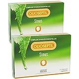 Olioseptil - Sinus - Lot de 2 x 15 gélules - Désinfecte les sinus de Olioseptil