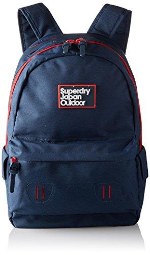 *Superdry Super Trinity Montana, Sacs à dos homme, Blu (Navy Grit), 30.0×45.0x15.0 cm (W x H L) Acheter en ligne