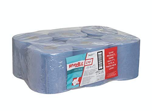 Wypall 7493 Paños Dispensación Central Roll Control