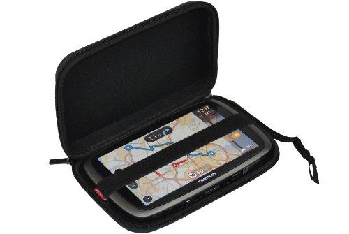 """Systafex Komfort Tragetasche Hard Case Tasche Bag passend für Navi TomTom Start 60 M / Go 600 / Go 6000 / 15cm 6"""" Zoll Navigation"""