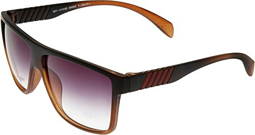 Elijaah Brown Large UnisexRectangular Sunglasses 39065_mattbrown