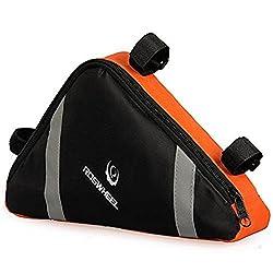 LUFA Radtasche Dreiecke Tasche Rahmentasche Werkzeugtasche Fahrrad Draußen