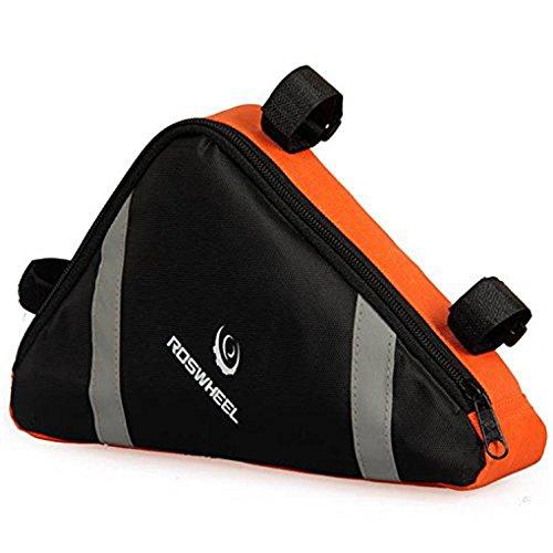 LUFA Radtasche Dreiecke Tasche Rahmentasche Werkzeugtasche Fahrrad Draußen -