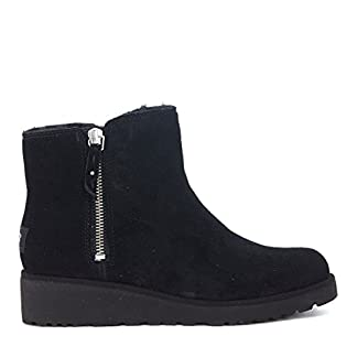 Ugg Women's Shala Women's Leather Ankle Boot In Suede