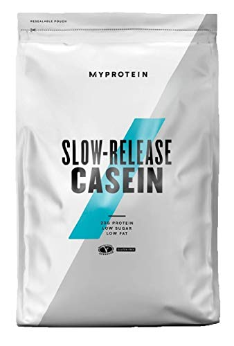 My Protein Micellar Casein Protéine Laitière Saveur Vanille 1 kg
