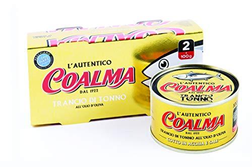 Coalma Trancio di Tonno Coalma in Olio d'Oliva - 200 G