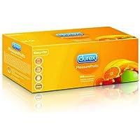 Durex Kondome mit Aroma Pleasurefruits, 144 Stück preisvergleich bei billige-tabletten.eu