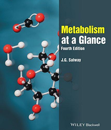 Metabolism at a Glance por J. G. Salway