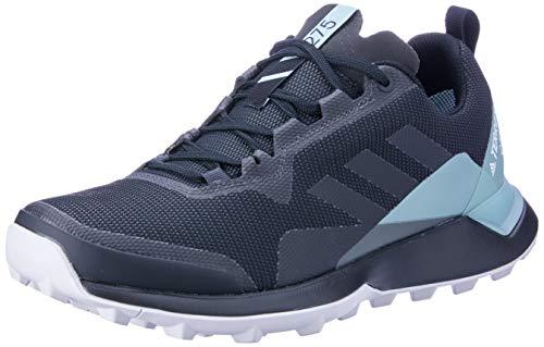 adidas Damen Terrex CMTK GTX W Fitnessschuhe, Grau (Carbon/Negbás/Vercen 000), 40 2/3 EU