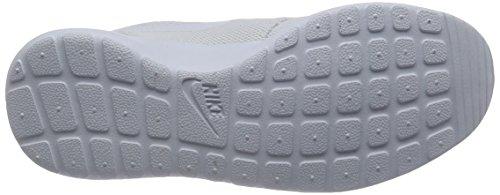 Nike Roshe One, Scarpe Running Donna Bianco (White/white-pure Gris Platinum)