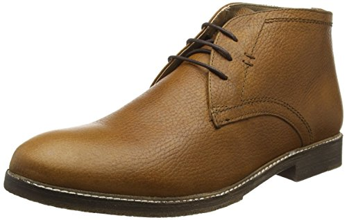 Red Tape Wimpole, Stivali Chukka Uomo Brown (Milled Honey)