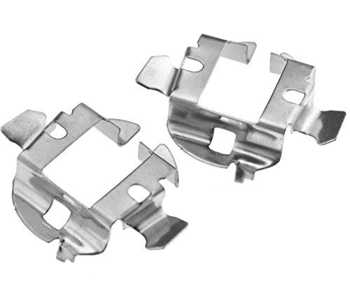 Preisvergleich Produktbild 2x H7 HID Xenon KIT Nachrüstsatz Adapter Lampen Sockel für Audi BMW Benz VW Opel