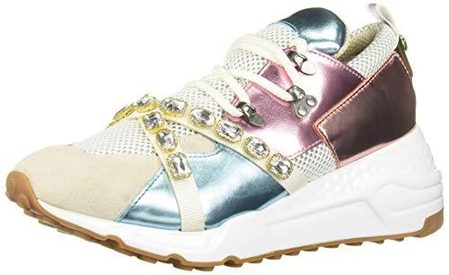 STEVE MADDEN Zapatos Mujer Zapatillas Credit Metal