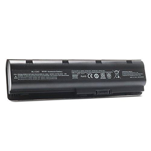 SIKER® Li-ion 6-cell 10.8V 47WH Nueva batería para laptop para 593553-001 593554-001 mu06 mu09 - HP Battery Presario CQ32, CQ42, CQ43, CQ56, CQ62, CQ72, COMPAQ 435, 436 Notebook PC