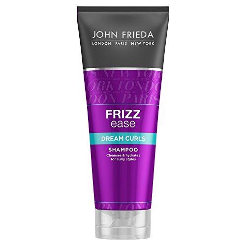 John Frieda Frizz Ease Traumlocken Shampoo 250 ml Shampoo für widerspenstiges lockiges Haar