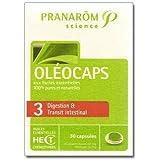 Pranarom - Oleocaps 3 Dig Transit Intest - 30 Caps [Health and Beauty] by Pranarôm
