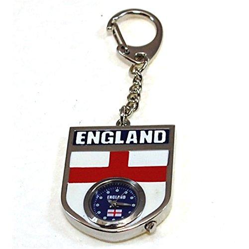 Orologio Portachiavi England in Scatola Regalo di Latta