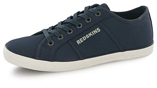 Redskins Wilker bleu, baskets mode homme Bleu