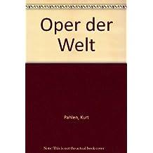 Oper der Welt. Sonderausgabe