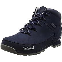 timberland chaussure bleu nuit