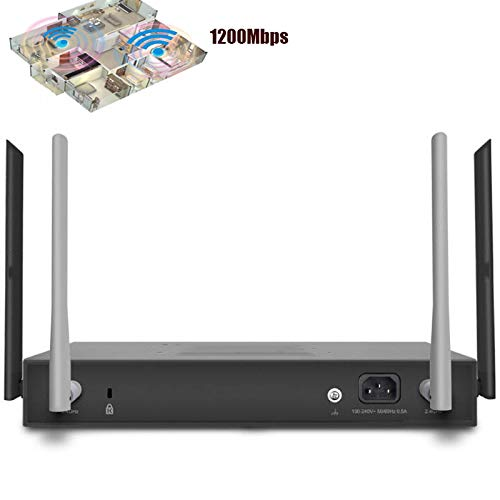 Routers Gigabit 1200G Multi-Puerto WAN VPN De Clase