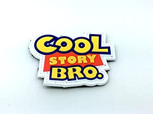 Cool Story Bro Airsoft Moral PVC Patch