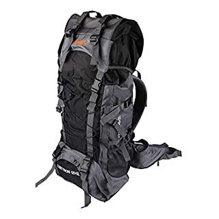 AUTOPDR Hiking Backpack,70L Large Trekking Bag, Capacity Outdoor Camping Backpack, Professional Multifunctional Hiking Gear Hiking Camping Rucksack