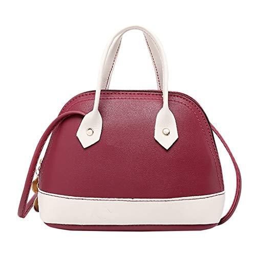 Mitlfuny handbemalte Ledertasche, Schultertasche, Geschenk, Handgefertigte Tasche,Mode Dame Schultern Kissen Tasche Brief Geldbörse Handy Messenger Bag -