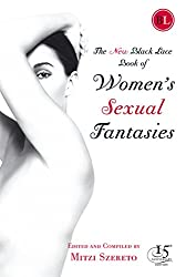 The New Black Lace Book of Women's Sexual Fantasies (Black Lace Book Of Women Sexual Fantasies)