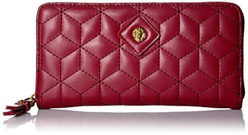 Anne Klein Quilted Zip Around Wallet Wallet (Wallet Zip Kleine Around)