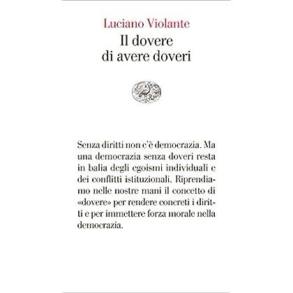 Il Dovere Di Avere Doveri (Vele Vol. 99)