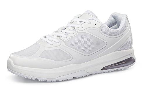 Scarpe Per Equipaggi (europa) Ltd Comandante, Uomo Stivali Di Sicurezza Bianco (bianco)