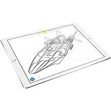 "Apple iPad Pro - Tablet (WiFi + 4G, 12.9"", 128GB, A9X + M9, Cámara iSight 8.9Mpx, Video HD 1080p y Bluetooth 4.2), plateado"