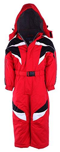 PEEM Winter Opening Combinaison de ski pour enfant LC120180 - 110cm 5 ans Rot