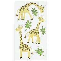 Sticko Classic Stickers-Giraffe Glitter